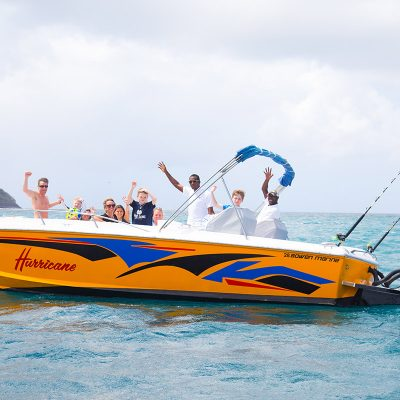 Snorkeling charter in St Lucia